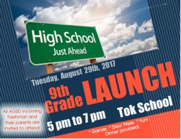 9th Grade Launch-A Success