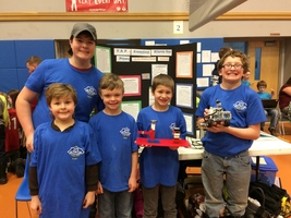 Alaska State Robots Compete in State Championship