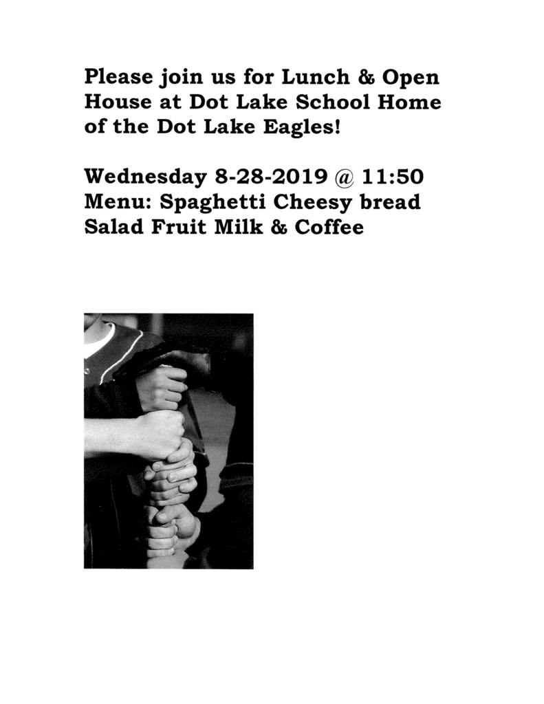 Dot Lake Open House