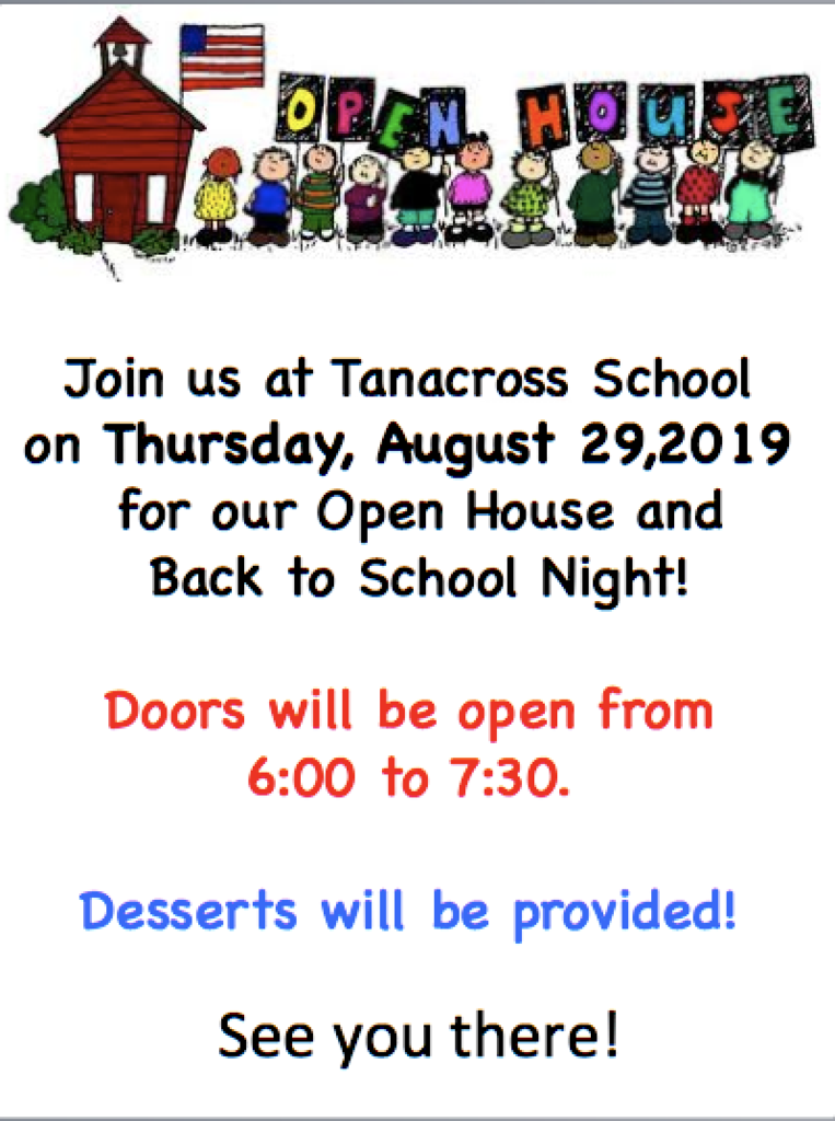 Tanacross Open House
